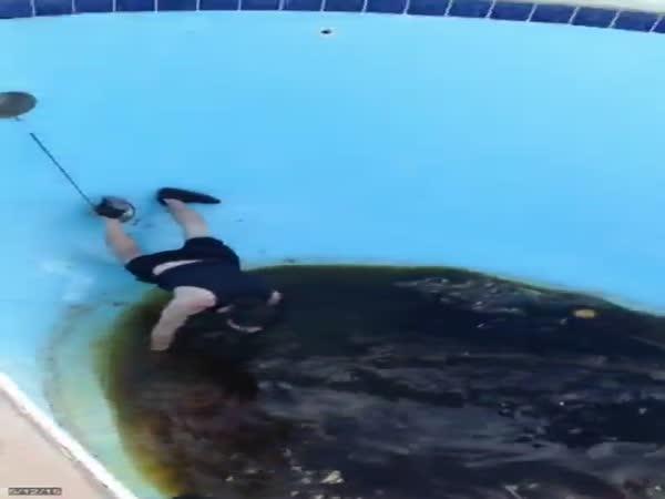 Pool Run