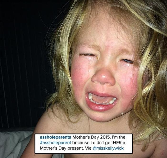 These A**hole Parents Prove It's Impossible To Make Some Kids Happy (20 pics)