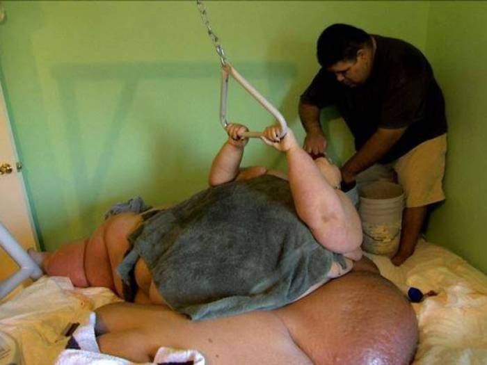 1000 Pound Woman Makes Amazing Transformation After Losing 800 Pounds (8 pics)