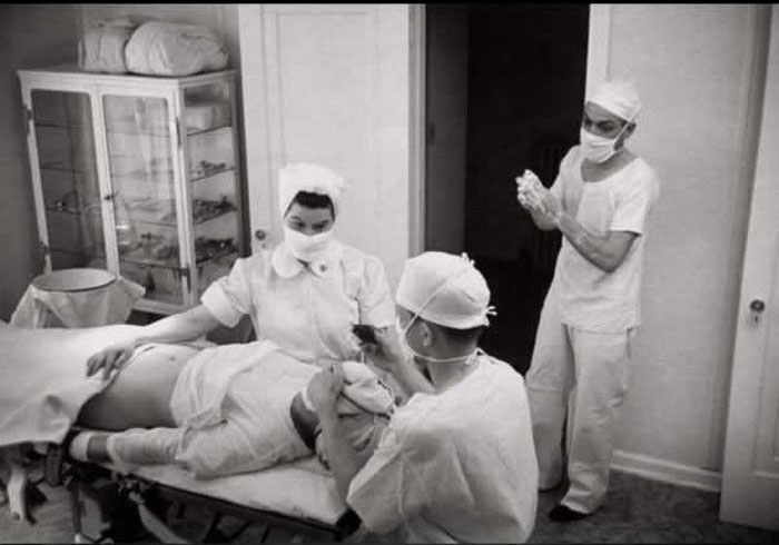 What It Was Like To Be A Rural Doctor For A Day In 1948 (23 pics)