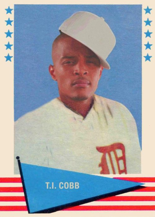 How Famous Rappers Would Look If They Were Major League Baseball Players (23 pics)