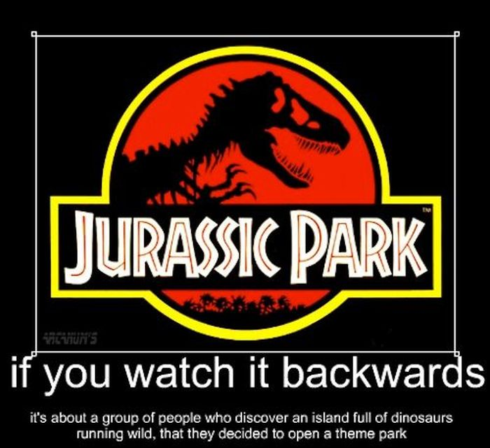Movies That Tell A Different Story When You Watch Them In Reverse (22 pics)