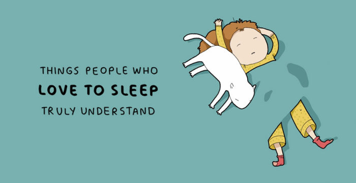 Things People Who Love To Sleep Truly Understand (16 pics)