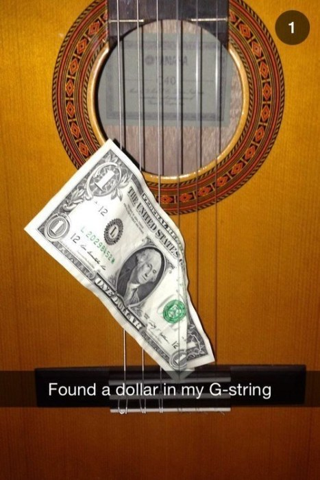 24 Pictures That Prove Snapchat Is The Best Place For Puns (24 pics)