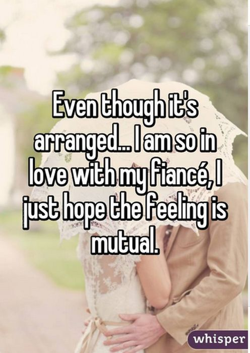 Secret Confessions From Couples In Arranged Marriages (8 pics)