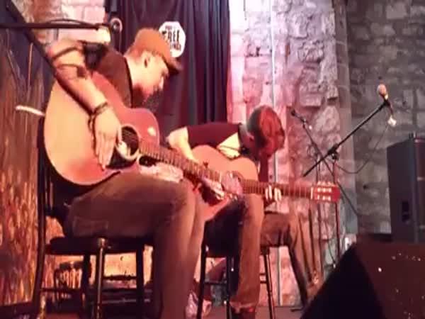 Amazing Guitar Performance