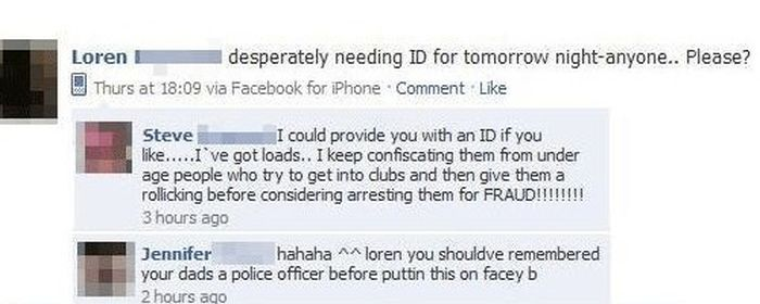 Criminals That Confessed Their Crimes On Facebook (22 pics)