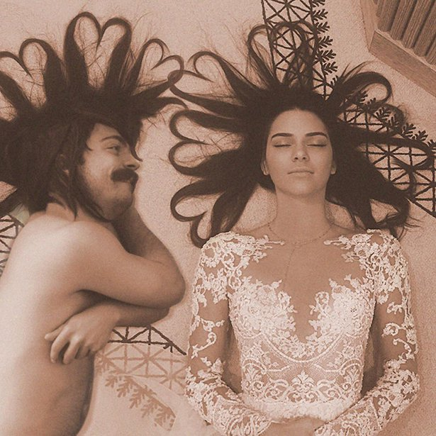 Kirby Jenner Has Dedicated His Life To Trolling Kendall Jenner (12 pics)