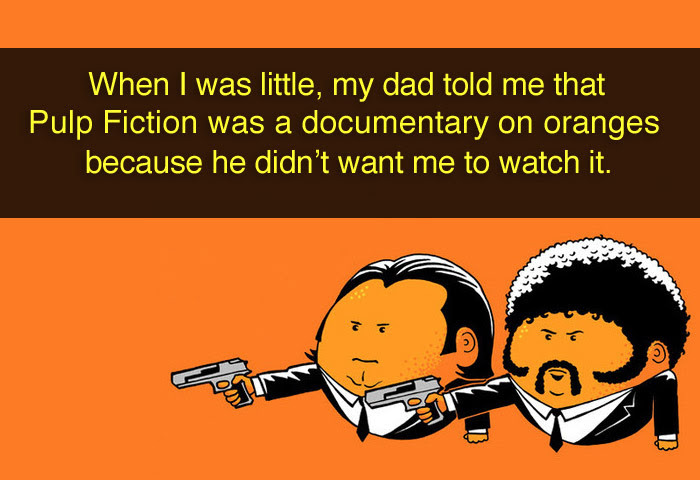 The Most Ridiculous Lies Parents Have Told Their Children (20 pics)