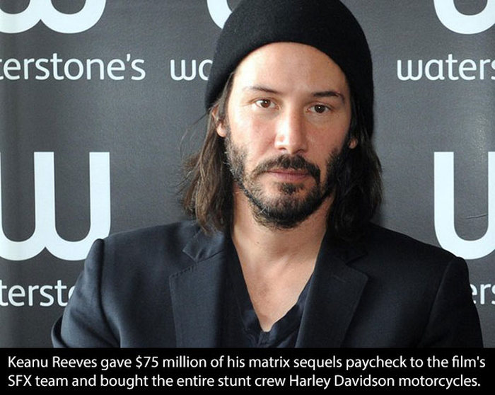 World Famous Celebrities That Are Conquering The World With Kindness (18 pics)