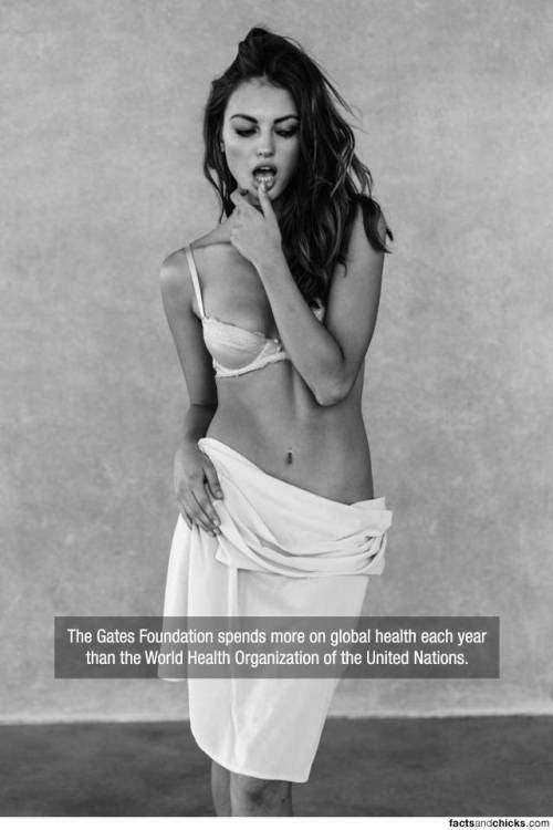 Hot Girls with Random Facts. Part 6 (40 pics)