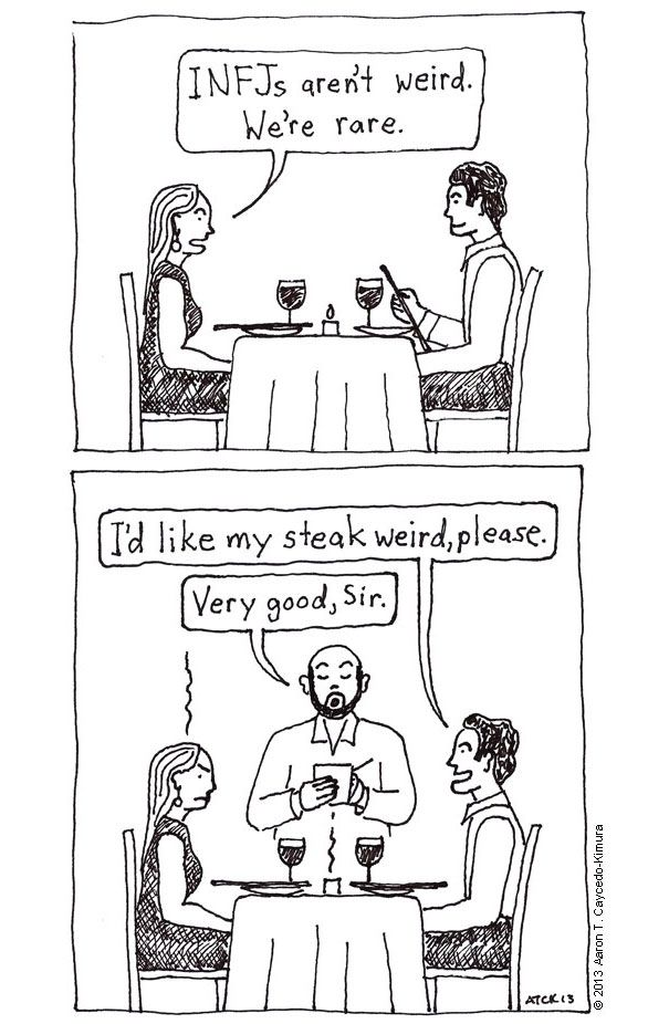 Illustrations That Show What It's Like To Be An Introvert In The Real World (23 pics)