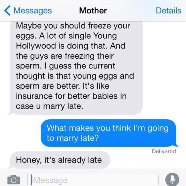 This Crazy Mom Thinks She's Giving Her Daughter Advice (15 pics)