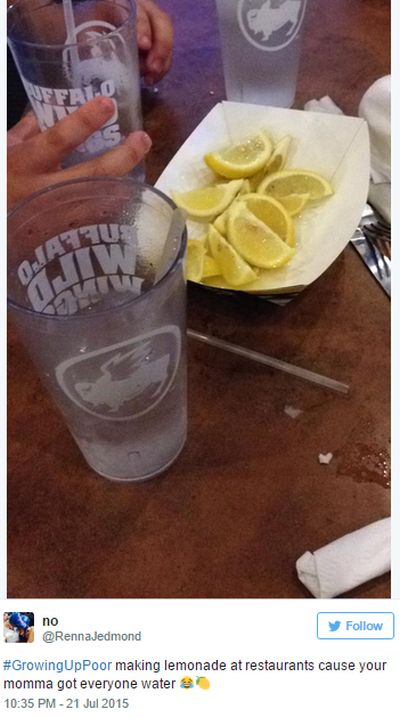 When You're Growing Up Poor The Struggle Is Real (19 pics)