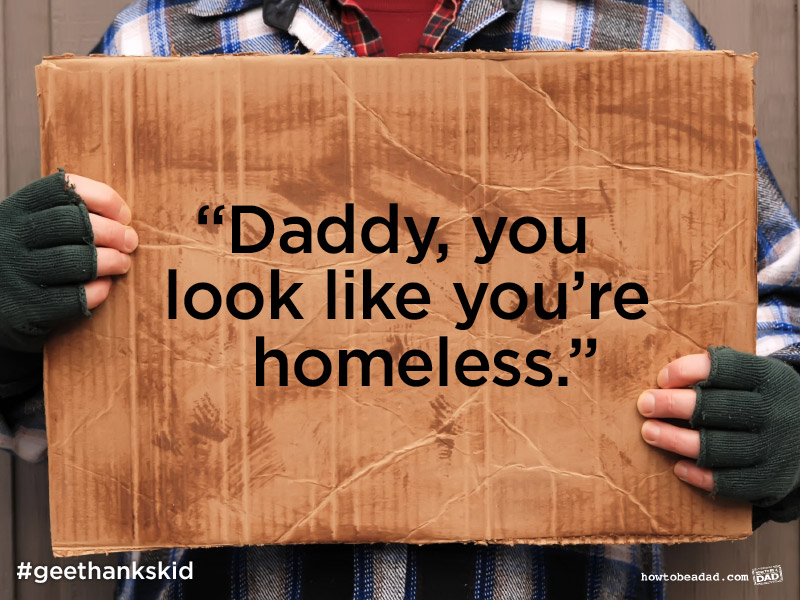19 Times Kids Said Something Terrible About Their Parent's Appearance (19 pics)