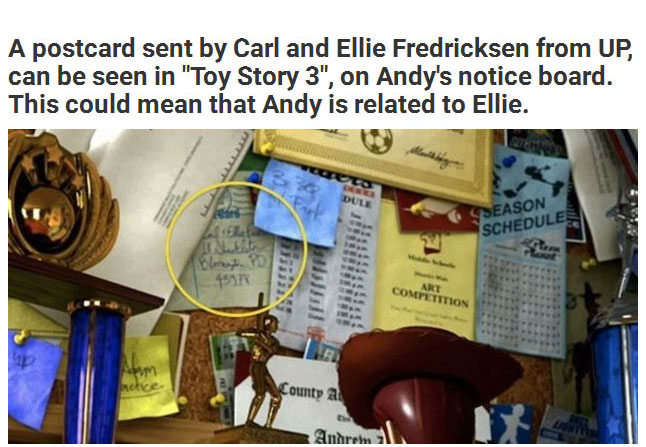 Disney Has Been Hiding These Movie Secrets Right In Front Of Our Faces (51 pics)