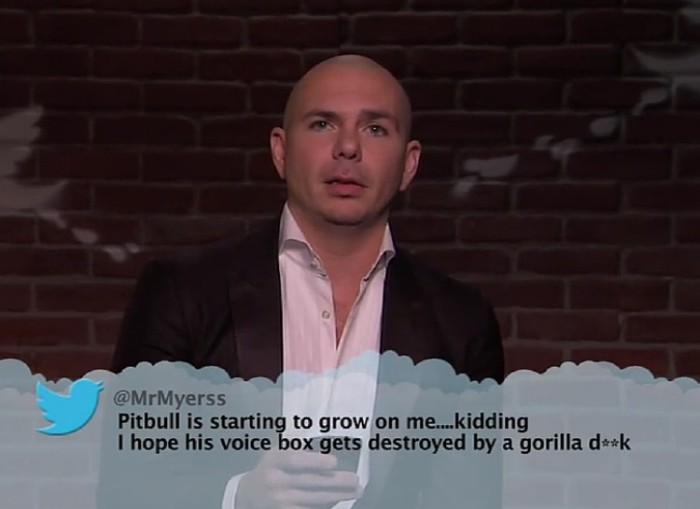 34 Best Mean tweets images | Celebrity mean tweets ...