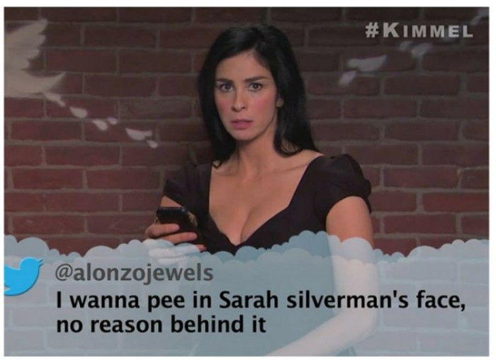 23 Of The Funniest Mean Tweets About Celebrities (23 pics)