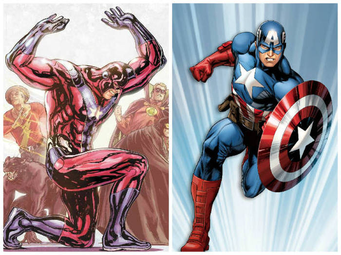 When You Compare Marvel To DC You See They're Not So Different After All (35 pics)