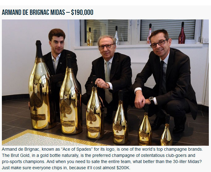 Take A Look At The Most Expensive Booze In The Entire World (10 pics)