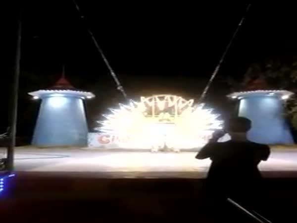 Amusement Park Incident