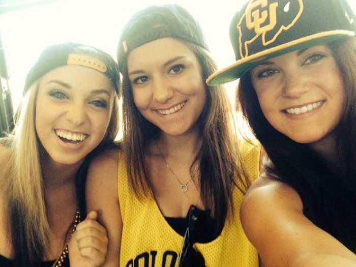 I Miss College. Part 22 (35 pics)