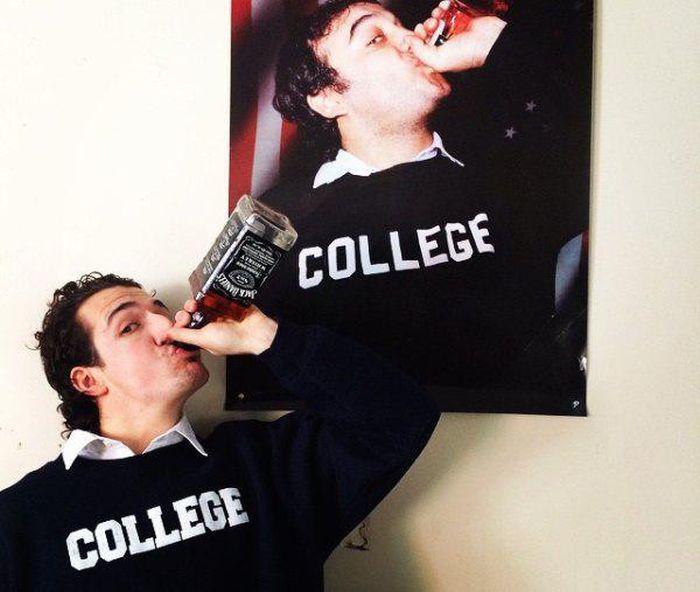 I Miss College. Part 22 (35 pics)