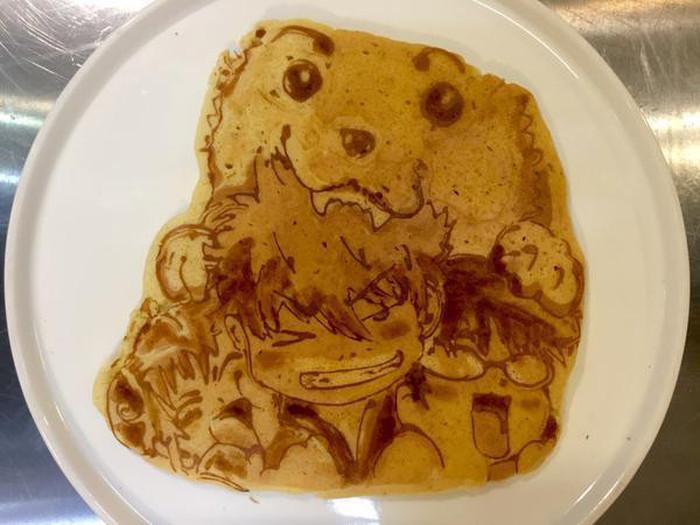 This Artist Makes The World's Most Impressive Pancakes (25 pics)
