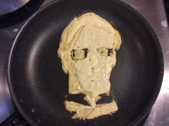 This Artist Makes The World's Most Impressive Pancakes (25 pics)