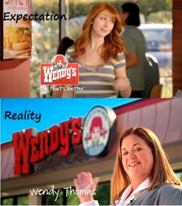 When Expectations Face Off Against Reality, Reality Always Wins (20 pics)