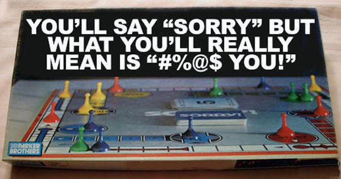 If Your Favorite Childhood Board Games Had Honest Titles (19 pics)