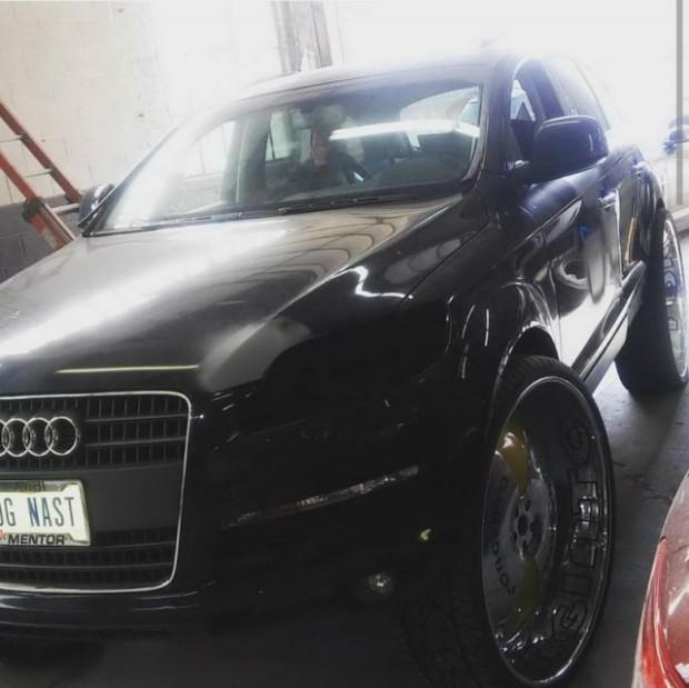 Audi Q7 Gets A Ghetto Style Makeover (5 pics)