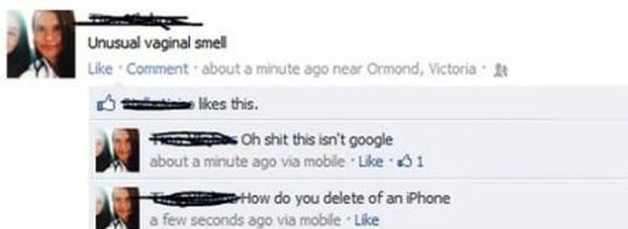 Facebook Fails That Prove Social Media Is The Gift That Keeps On Giving (18 pics)