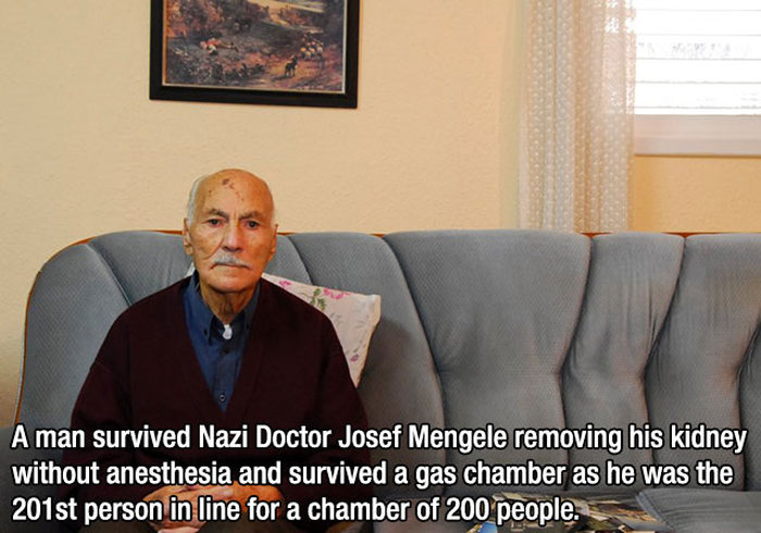 15 Insane Facts About Anything And Everything (15 pics)