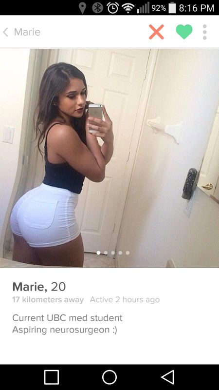 Weird, Funny And Awesome People You Can Meet On Tinder (21 pics)