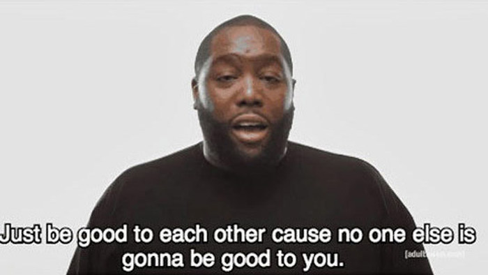 Life Advice And Words Of Wisdom From Killer Mike (10 pics)