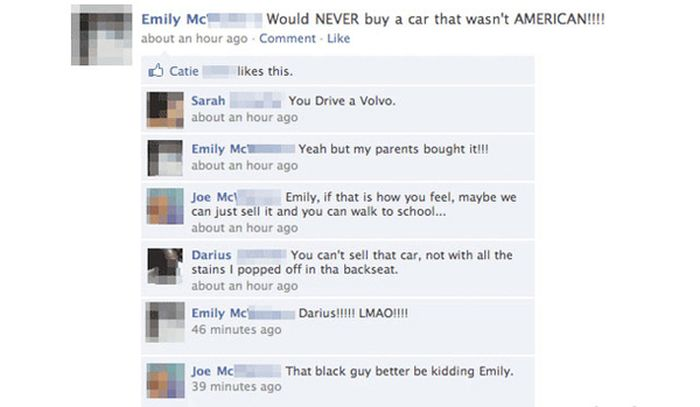 Facebook Fights That Escalated Quickly And Ended Badly (10 pics)