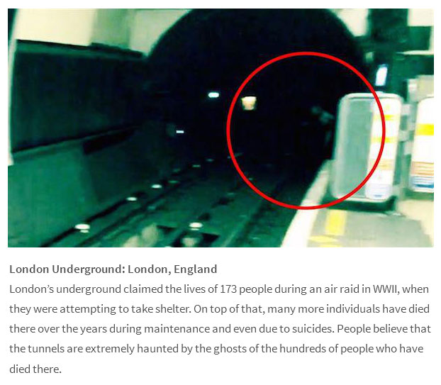 Take A Look At The Most Haunted Locations On The Planet (13 pics)