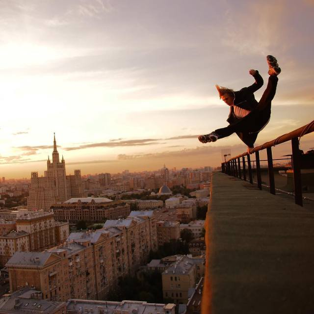 Oleg Cricket Is The Most Extreme Russian On The Planet (45 pics)