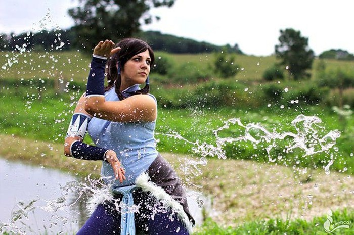 Awesome Cosplay That's Almost As Good As The Real Thing (37 pics)