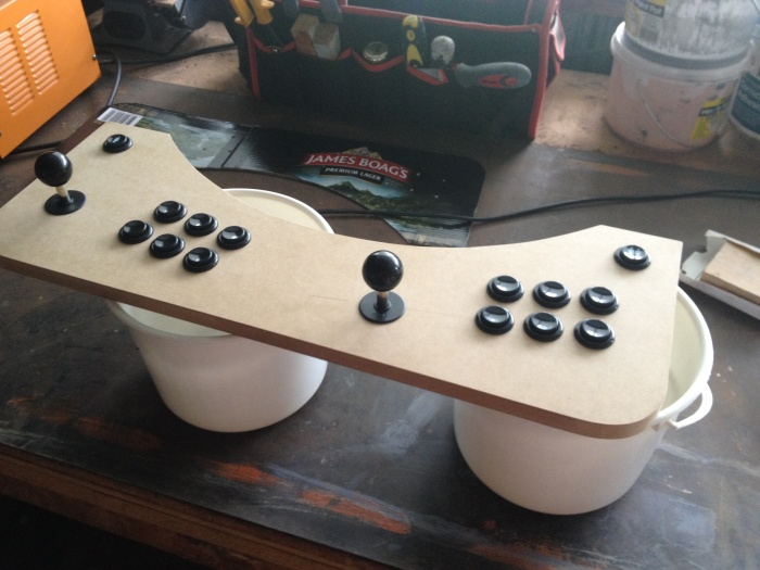 This DIY Arcade Game In A Barrel Is Something We All Wish We Had (19 pics)