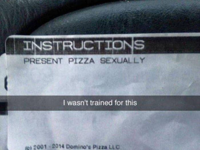 No Other Type Of Humor Is Ever As Funny As Dirty Humor (52 pics)