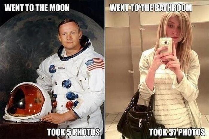 Pictures That Reveal The Obvious Differences Between Men And Women (36 pics)