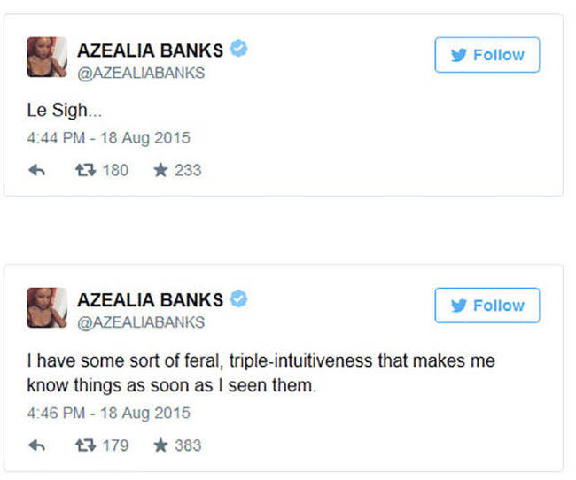 Azaelia Banks Couldn't Be Any More Right About Nicki Minaj's Wax Figure (11 pics)