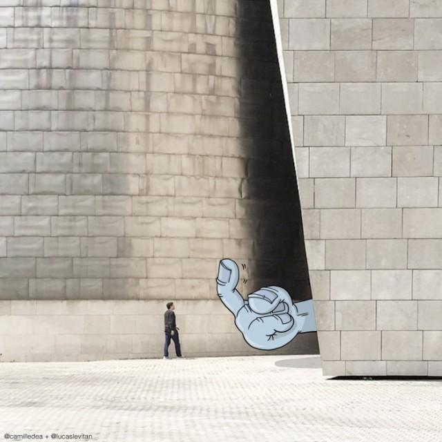 Art by Lucas Levitan (40 pics)