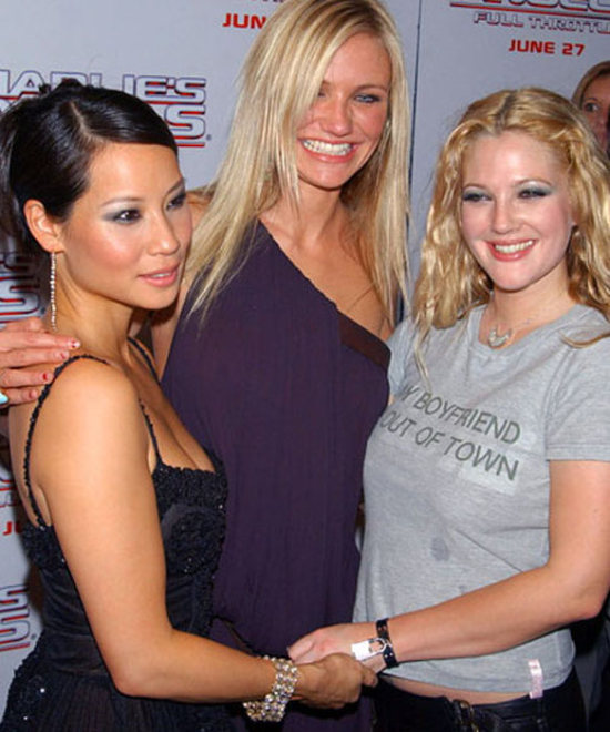 Charlie's Angels Then And now (15 pics)