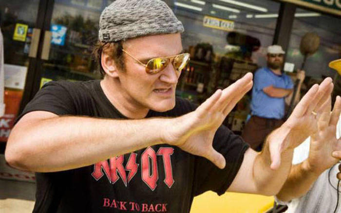 Fascinating Facts about Quentin Tarantino (14 pics)