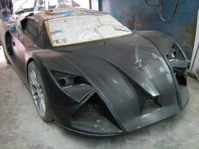 DIY Supercars (49 pics)