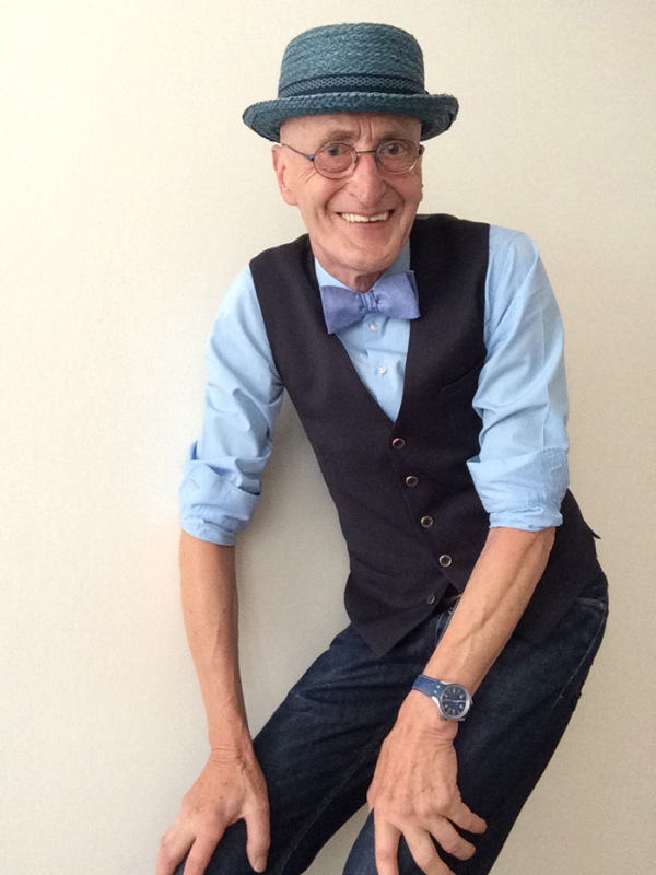 Hip Grandpa Dresses Better Than Most People Half His Age (15 pics)