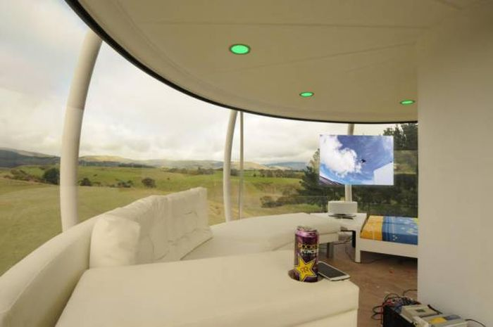 This Man Cave Cost $50,000 To Build And It Was Worth Every Penny (9 pics)